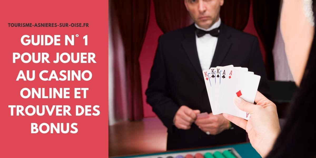 Comment choisir le casino en ligne sur lequel jouer